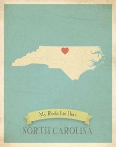 North Carolina #home