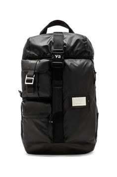 f7b684a3bb Shop for Yohji Yamamoto Mobility Backpack in Black at REVOLVE.