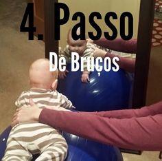 Atividades para bebês de 0 a 6 meses - #8 - Ficar de bruços - TempoJunto