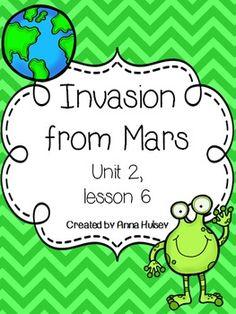 invasion from mars journeys - photo #2