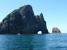 Hole In The Rock, Bay Of Islands, New Zealand (been there)