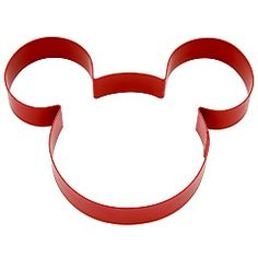 Mickey cookie cutter $5.95