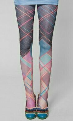 Lots of very cool tights - Kronkron Grunge Look, 90s Grunge, Grunge Girl, Cool Tights, Black Tights, Funky Tights, Nylons, In Pantyhose, Look Fashion