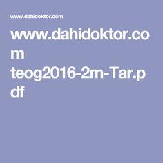 www.dahidoktor.com teog2016-2m-Tar.pdf