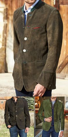 Casual Wear For Men, Stylish Mens Outfits, Cool Outfits, Suit Fashion, Mens Fashion, Gilet Costume, Designer Suits For Men, Men's Coats And Jackets, Well Dressed Men