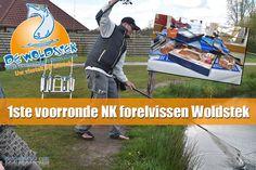 Verslag eerste voorronde Woldstek; Hallo vissers, op zondagmiddag 17 april was de eerste voorronde NK 2016 bij de Woldstek. Iedereen heel veel succes en een gezellige vismiddag met hopelijk een goede vangst voor jullie!