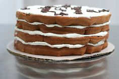 Lighter than Air Chocolate Cake - Passover