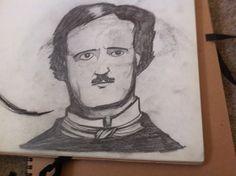 Pencil Poe.