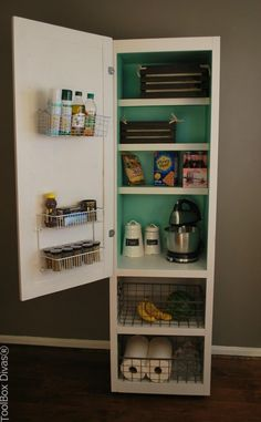 Fresh Free Standing Storage Cabinet Plans