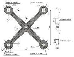 Resultado de imagem para arañas para cristales Architecture Details, Spider, Curtains, Technology, Glass, House, Letter Board, Stainless Steel, Windows