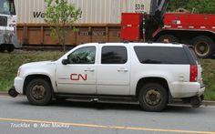 CN 170579 2010 GMC Yukon Hyrail, May 29-2015