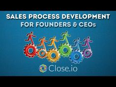 Sales Process Development: How Involved Should Founders & CEOs Be? Sales Courses, Sales Motivation, Sales Process, Competitor Analysis, Startups, Entrepreneurship, Hustle, Success, Advice