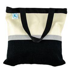 Beach Bag - Block Colour - Black