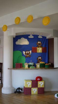 Mario party theme