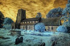 20 splendide immagini infrarosso