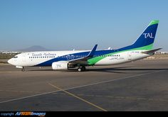 Boeing 737-8ZQ