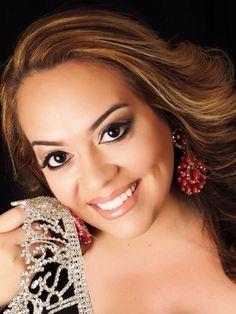 Ms Weston 2016 Florida Belleza Latina Contestant