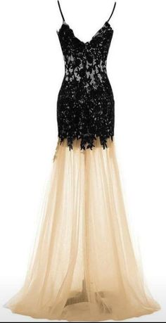 Long Prom Dresses, black lace mermaid prom dresses, mermaid prom dress, unique prom dress, dresses for prom, sexy prom dress