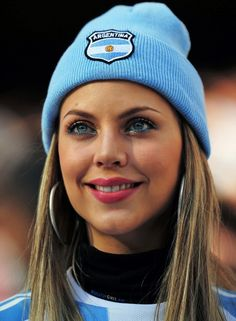#Beautiful Argentina fan