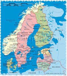 Where Is Switzerland Maps Pinterest Switzerland Country - Sweden map facts