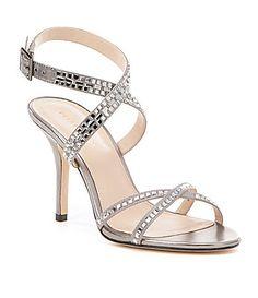 7aa00e0a3ed095 Pelle Moda Katya Strappy Dress Sandals  Dillards Women s Shoes Sandals