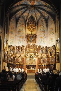 Catedral Basílica del Sant Esperit de Terrassa