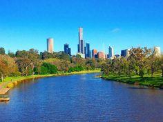 Beautiful Melbourne mornings