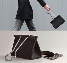Clip Bag by Peter Bristol ~ ✭