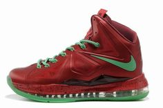 sports shoes 08512 352f4 Buy Discount Nike Lebron X Mens Red Green from Reliable Discount Nike Lebron  X Mens Red Green suppliers.Find Quality Discount Nike Lebron X Mens Red  Green ...