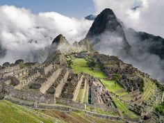 Machu Picchu  The Lost City of the Incas