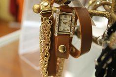 wrap watches - fancy fun!