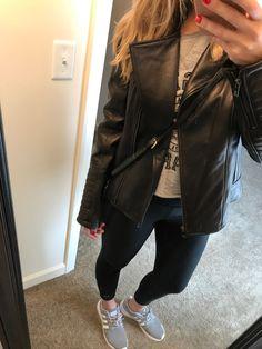 Jen's Closet, Leather Jackets