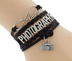 Love Photography Fashion Bracelet – Camera Gear Store