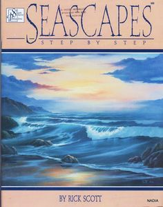peinture seascapes - nadieshda gisela - Picasa Web Albums...ONLINE PAINTING BOOK,PATTERNS AND INSTRUCTIONS!