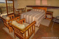 Basotho cultural village accommodation, Golden Gate Highlands National Park