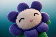 Violet Flower - SukiSuki