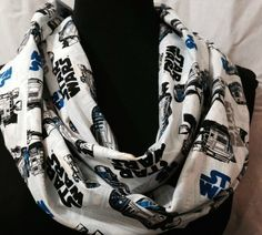 Ready to Ship Lightweight Infinity Circle Scarf by MadeByHeatherR @tracyrepp
