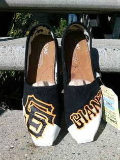 Giants toms.. must have!