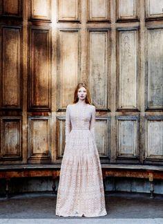 By Marelus. #modestbride #modestweddingdresses #modestfashion #modeststyle