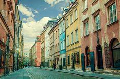Warsaw Guide, Eastern Europe, Poland, Rome, Asia, London, Street, City, Travel