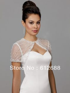 Bolero Jacket for Wedding