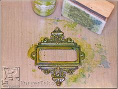 Alcohol Ink Embellishments by Tammy Tutterow | www.rangerink.com
