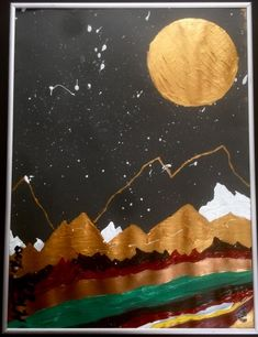 Portfolio, Nature, Painting, Art, Art Background, Painting Art, Kunst, Naturaleza, Paintings