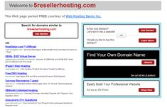 http://5resellerhosting.com/ - reseller host 5 Reseller Hosting is the only true source for reseller hosting reviews and comparison on the net. We've reviewed every company from top to bottom on our list. 5 Shades Reseller is the first and only reseller hosting review site on net reviewing the top reseller hosts.