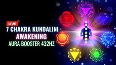 Chakra Healing Music, All Block, Good Vibes, Your Life, Awakening