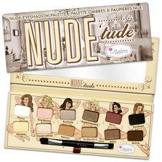 Paleta de Sombras Nude' Tude Réplica - IMPORTADO SOB ENCOMENDA