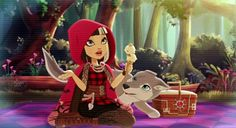 Ever After High | Cerise Hood