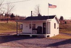 Post Office, Brandywine, WV 1981-1984