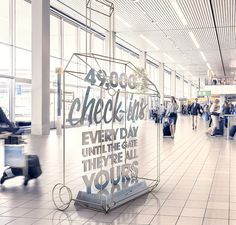 Only at Schiphol By Luminous Creative Imaging (www.luminous-ci.com)