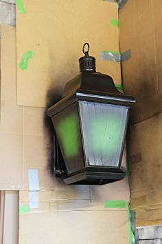 Easy Front Lights Makeover.. Bower Power Blog